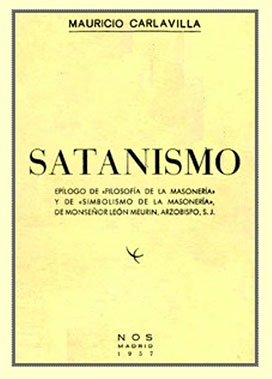 Satanismo, por Mauricio Carlavilla