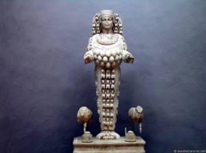 Artemisa, diosa madre