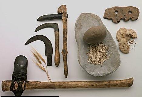 Herramientas neolíticas