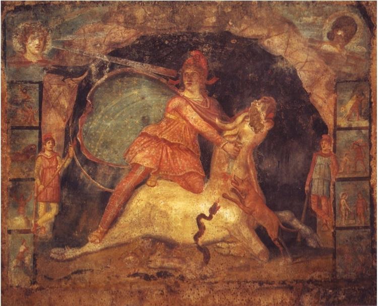 Mithraeum de Marino.